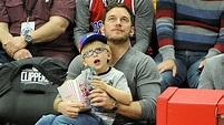 Chris Pratt Says He Misses Son Jack, Shares Video of ...