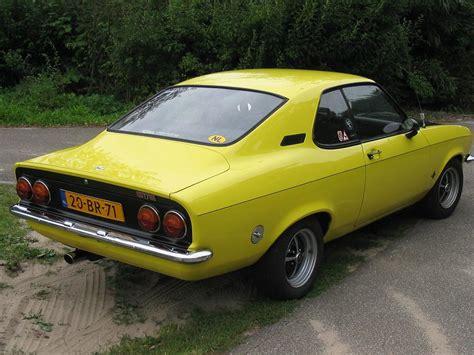 Opel Manta A by Opel Manta A Opel Manta A 4