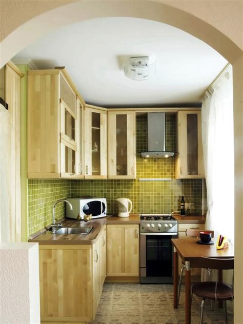 Small Space Kitchen Design Suggestions Hgtv