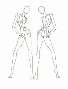 fashion sketches template buscar con google women39s With fashion sketchbook with templates