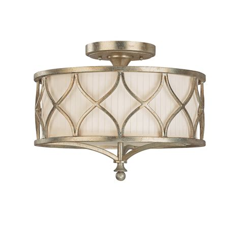 capital lighting fifth avenue transitional 3 light semi