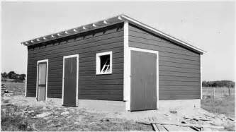 Small Dairy Barn Plans