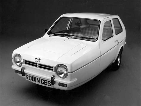 reliant robin reliant robin named worst british car of all time