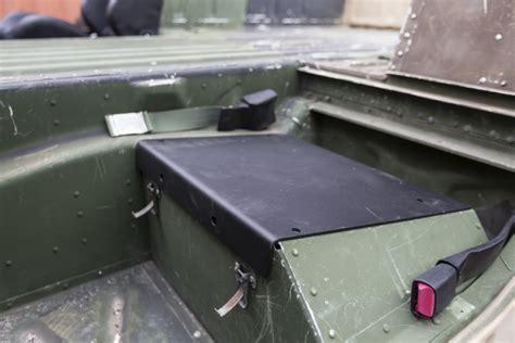 predator  hmmwv bucket seat conversion kit
