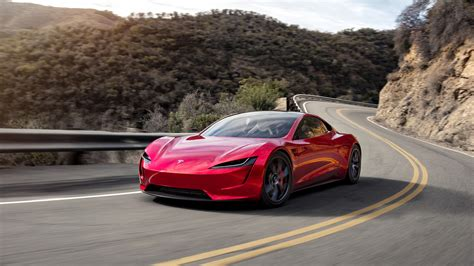 2020 Tesla Roadster Wallpapers & Hd Images