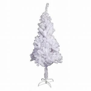 Künstlicher Weihnachtsbaum Weiß : k nstlicher weihnachtsbaum inkl st nder farbe wei 180 cm ebay ~ Whattoseeinmadrid.com Haus und Dekorationen