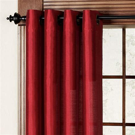 tribeca grommet curtain panels 84 quot to 120 quot lengths