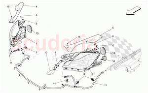 Maserati Quattroporte  2013   Gts Headlight Clusters Parts