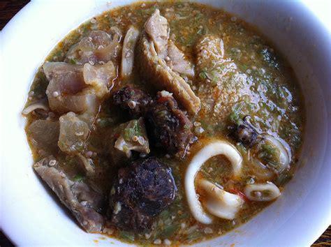 volta region seafood stew ethnic foods