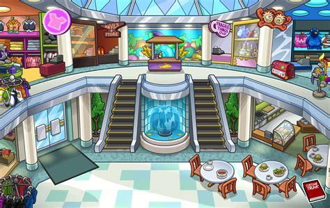 mall club penguin wiki fandom powered  wikia