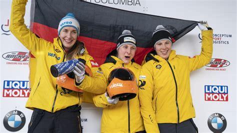 Vāciete Hermana kļūst par pasaules čempioni skeletonā - Ziemas sports - Sportacentrs.com