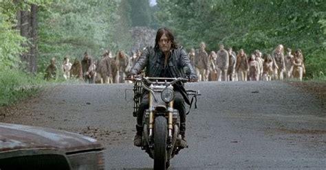 ¿de Dónde Viene La Nueva Moto De Daryl