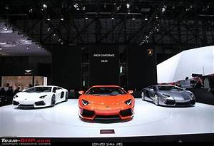Lamborghini Future Product Lineup (till 2021) - Revealed ...