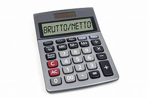 Netto Vom Brutto Berechnen Formel : brutto netto umrechnung mehr netto vom brutto ~ Themetempest.com Abrechnung