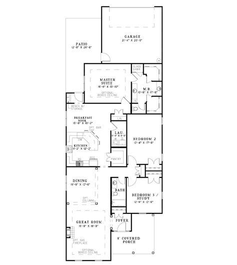 narrow floor plans best narrow home designs pictures interior design