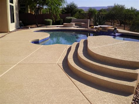 acrylic lace pool deck remodel yelp