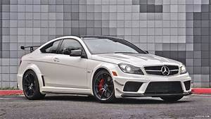 2012 Mercedes-Benz C63 AMG Coupe Black Series Wallpaper ...