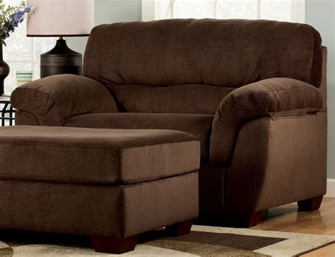 comfy armchair with ottoman oversized lounge chair as functional and comfy seater