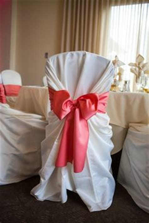chair decor inspiration on chair sashes