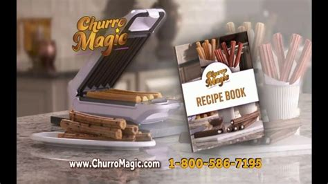 churro magic tv commercial delicious ispottv