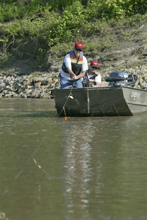 Backyard Trolines by Missouri S Big Fish Missouri Department Of Conservation