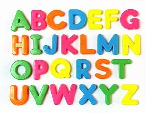 Magnet alphabet letters sample letter template for Letter fridge magnets game
