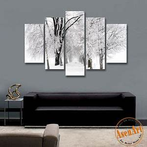 shop winter tree paintings on wanelo With best brand of paint for kitchen cabinets with agate framed wall art