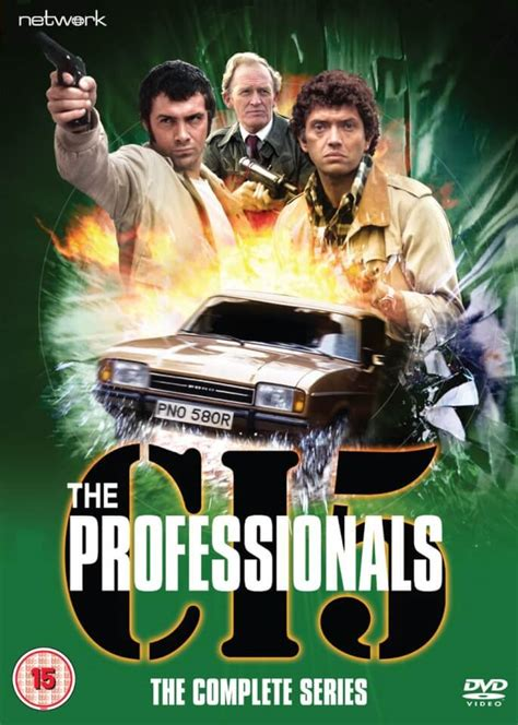 The Professionals - The Complete Series DVD - Zavvi UK