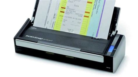 Fujitsu ScanSnap S1300i Scanner Review - YouTube