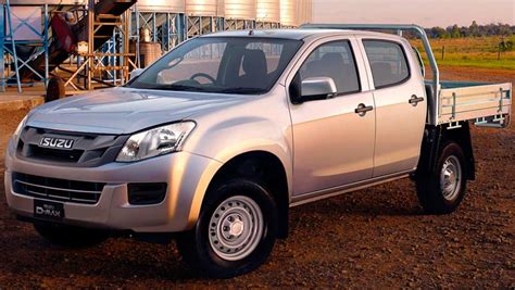 Review Isuzu D Max by Isuzu D Max Sx 2016 Review Road Test Carsguide