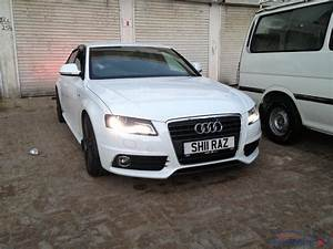 Spotted Audi S4 In Chakswari  New Shape