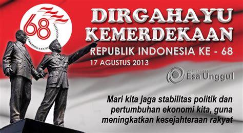kumpulan kata kata ucapan selamat hari kemerdekaan ri