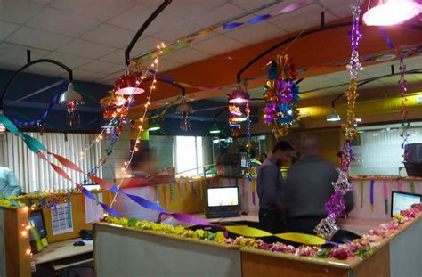 cubicle decoration themes in office for diwali 20 beautiful diwali decoration ideas for office and home
