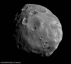 Image: Phobos occults