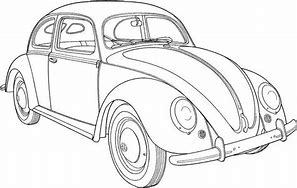 HD Wallpapers Volkswagen Beetle Coloring Pages