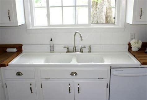 antique kitchen sinks farmhouse vintage kitchen sink with drainboard antique kitchen 4104