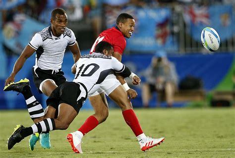 Pirmais olimpiskais zelts regbijā-7 tiek Fidži komandai / Raksts / LSM.lv