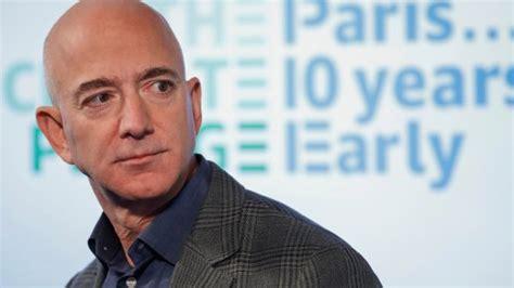Amazon CEO Jeff Bezos Gives $10 Billion to Fight Climate ...