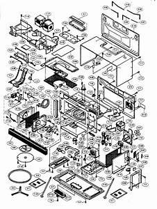 Sharp Model R Hood Combo Genuine Parts