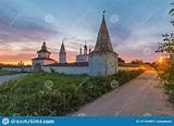 Alexander Monastery, Suzdal, Russia, Vladimir Region ...