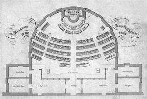 Wisconsin State Capitol Interior  U2014 Assembly Chamber Plan
