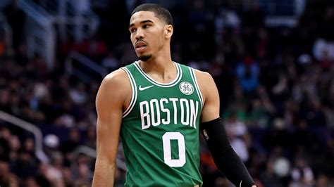 Celtics' Jayson Tatum Opens Up About Hearing Name In Trade ...