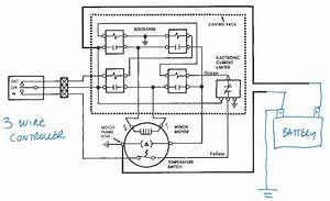 12 Volt Warn Winch Solenoid Wiring Diagram
