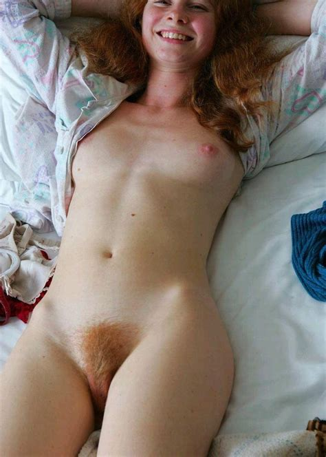 Gorgeous Hairy Redhead Mega Porn Pics