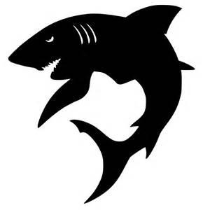 Metal Art DXF Files for Shark