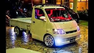 Kumpulan Modifikasi Pick Up Daihatsu Gran Max