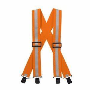 Neon suspenders
