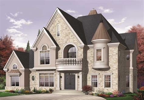 House Style : Luxury House Plans-home Design #