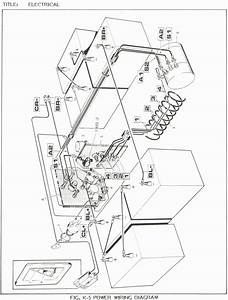 New Wiring Diagram For Club Car Starter Generator  Diagram