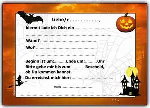 Einladungen Kindergeburtstag Selbst Gestalten : halloween einladungskarten ausdrucken einladungskarten ideen einladungskarten ideen ~ Markanthonyermac.com Haus und Dekorationen